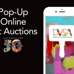 Online Art Auction #6 Is Now On!